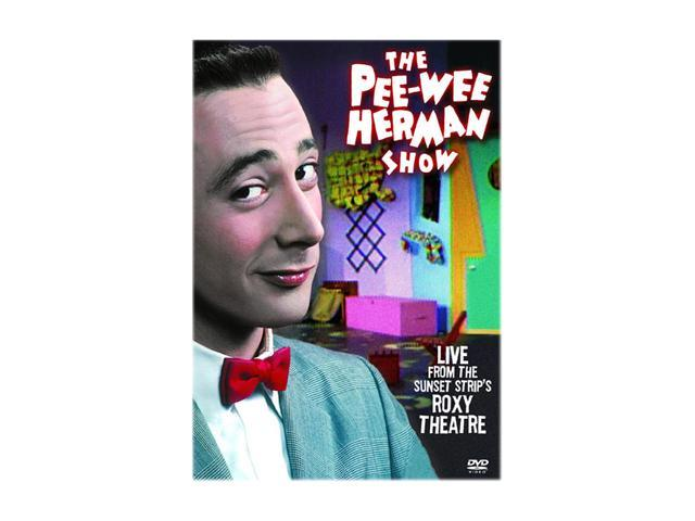 pee wee herman at the roxy