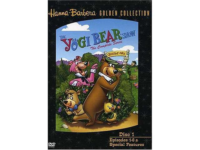 Yogi Bear Show: Complete Series Disc 1