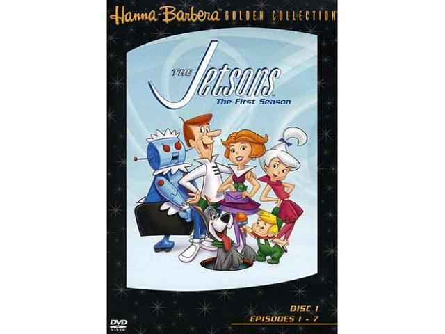 The Jetsons: Complete 1st Season, Disc 1