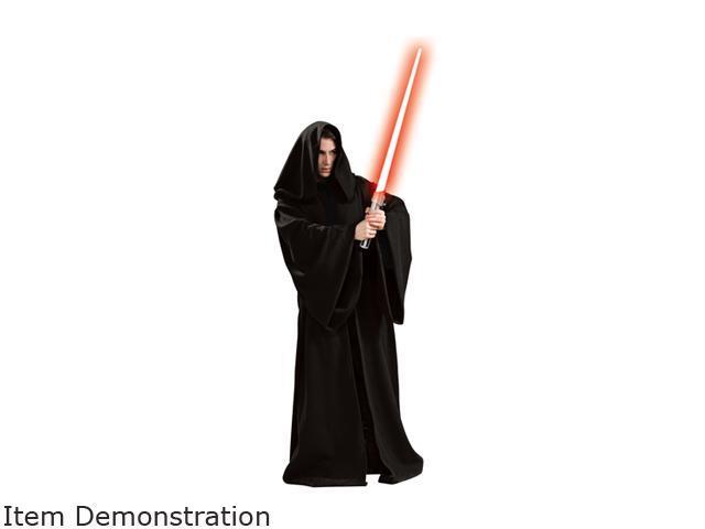 Black Sith Robe Costume- Deluxe Star Wars
