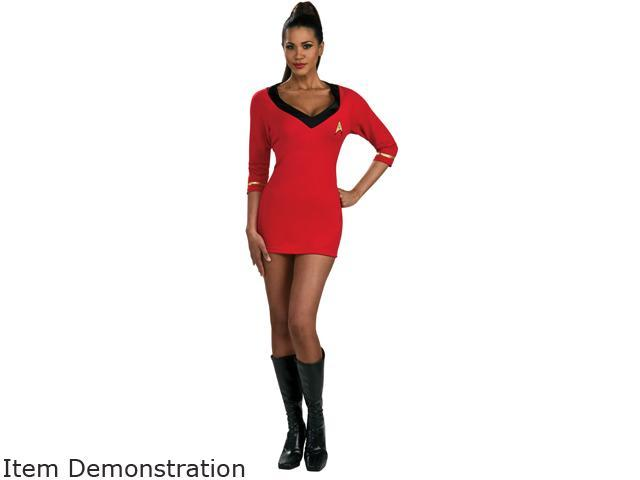 Star Trek Women's Secret Wishes Sexy Uhura Costume Extra Small