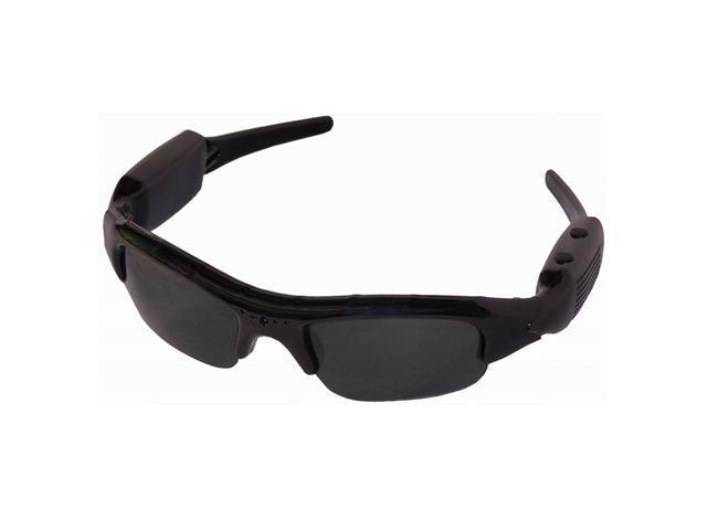 Phazzer 3 Megapixel DVR3.0 II Black Eyewear Sunglasses