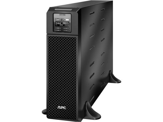 APC SRT5KXLT 5000 VA 4250 Watts 208V Smart-UPS On-Line