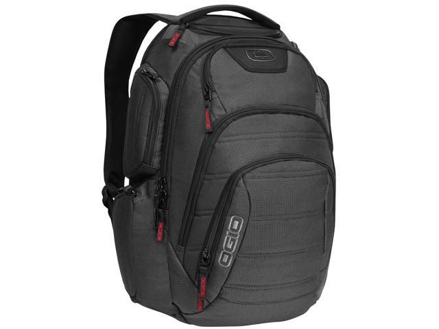 "OGIO Renegade 17"" Gaming Laptop/Tablet Backpack Black Pindot Model 111071.317"