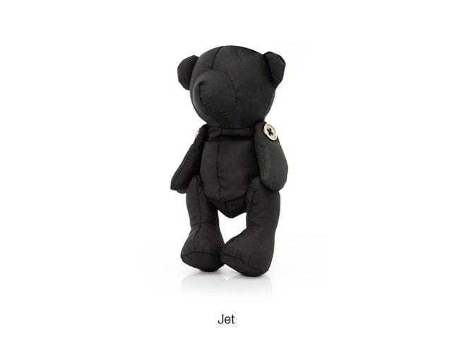 CZX Inc Thomascrown E011PML005 Mini Bear Lip Balm Bag - Black