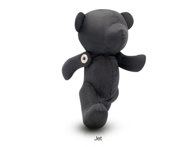 CZX Inc Thomascrown E011PBT005 Bear Convertible Tote Bag - Black