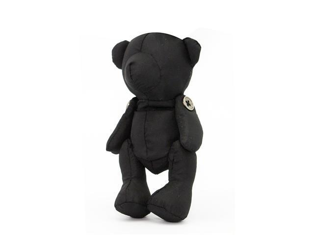 CZX Inc E011PMB005 Thomas Crown Mini Bear Tote Bag (Black)