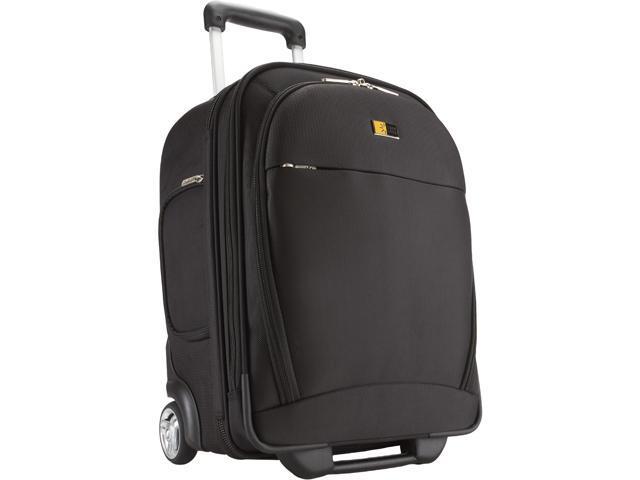 """Case Logic Black 18"""" Lightweight Upright Roller Model LLR-218black"""