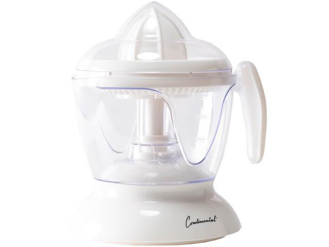 CONTINENTAL CE22661 24oz Orange Juicer-Lemon Juicer
