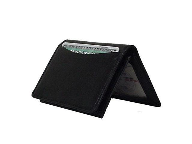 Leather ID and Business Card Holder (#521-02)