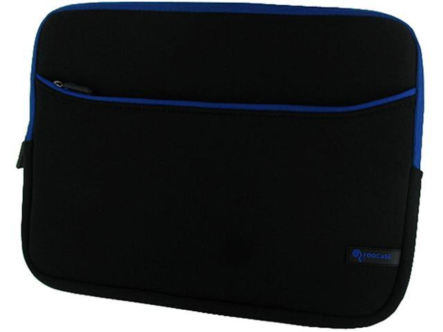 roocase Super Bubble Neoprene Sleeve for 10in. - 11.68in. Netbooks /RC-UNIV-116-BK-DB
