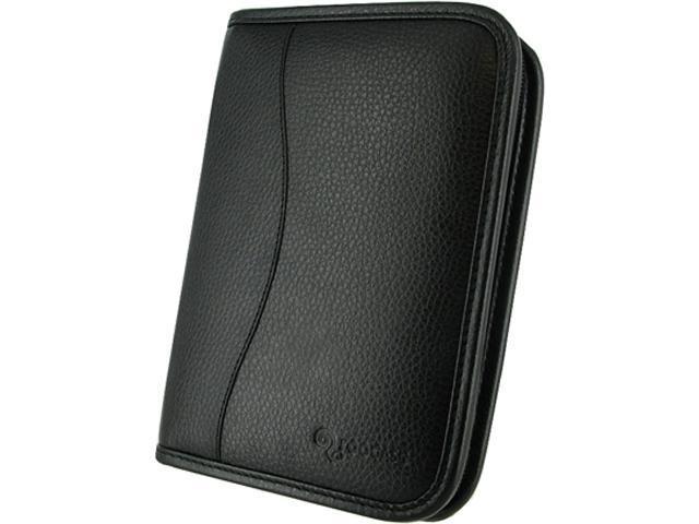 roocase Executive Portfolio Leather Case for Amazon Kindle Fire Tablet /RC-KDLFIRE-EXE-BK