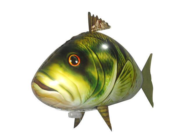 Mega Fliers MF-3029 - The Giant Flying Fish - Big Mouth Bass