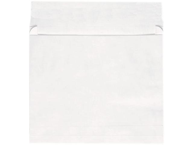 Universal 19002 Tyvek Expansion Envelope- 10 x 13- White- 100/Box