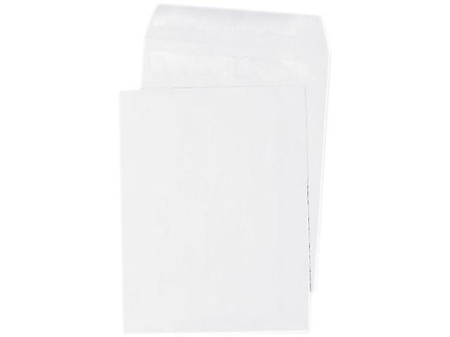 Universal 42102 Self-Seal Catalog Envelope- 10 x 13- White- 100/Box