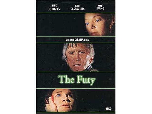 The Fury Kirk Douglas, John Cassavetes, Amy Irving, Carrie Snodgrass, Fiona Lewis, Andrew Stevens, Charles Durning, Gordon Jump