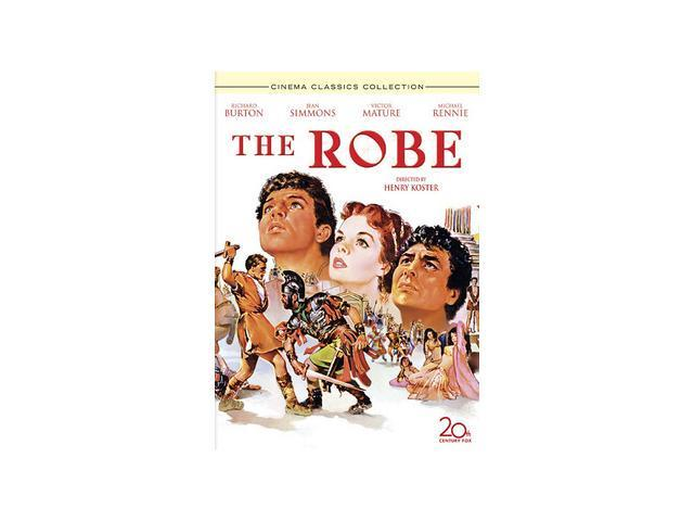 The Robe Richard Burton, Jean Simmons, Victor Mature, Michael Rennie, Jay Robinson, Dean Jagger, Torin Thatcher, Richard ...