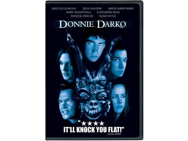 Donnie Darko Jake Gyllenhaal, Drew Barrymore, Noah Wyle, Jena Malone, Katharine Ross, Mary McDonnell, Alex Greenwald, Stuart ...