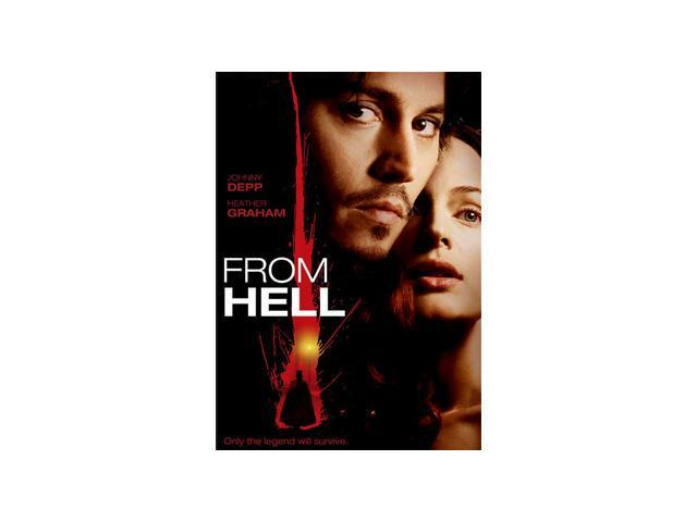 From Hell Johnny Depp, Heather Graham, Ian Holm, Paul Rhys, Joanna Page, Katrin Cartlidge, Robbie Coltrane, Bryan Fear, Jason Flemyng, Susan Lynch