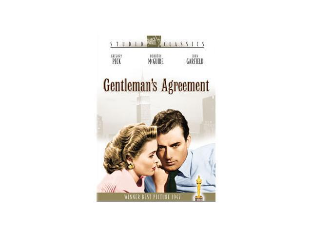 Gentleman's Agreement Gregory Peck, Dorothy McGuire, John Garfield, Celeste Holm, Anne Revere, June Havoc, Albert Dekker, Jane Wyatt, Dean Stockwell, Sam Jaffe