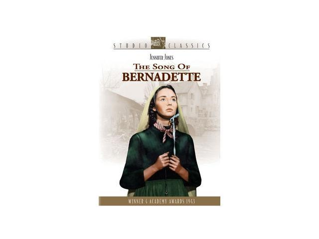 The Song Of Bernadette Jennifer Jones, Charles Bickford, Gladys Cooper, William Eythe, Vincent Price, Lee J. Cobb, Anne Revere, Roman Bohnen