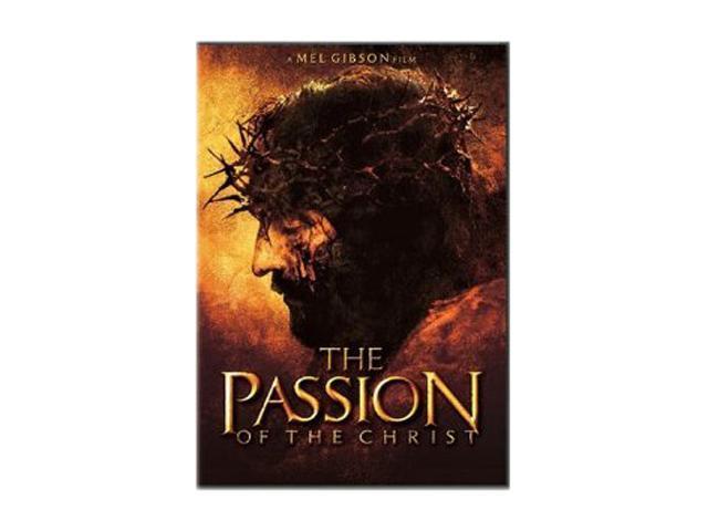 The Passion of the Christ (DVD / FS / SUB / NTSC) James Caviezel, Monica Bellucci, Maia Morgenstern, Christo Jivkov, Francesco De Vito