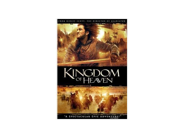 Kingdom of Heaven Orlando Bloom, Eva Green, Edward Norton, Liam Neeson, David Thewlis, Jeremy Irons, Brendan Gleeson