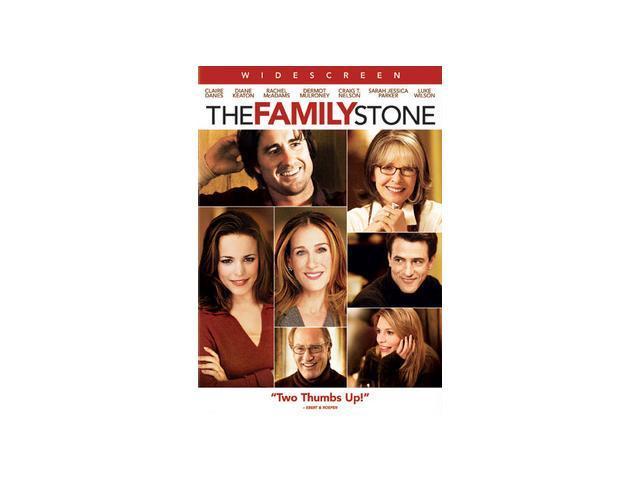The Family Stone Diane Keaton, Tyrone Giordano, Rachel McAdams, Craig T. Nelson, Dermot Mulroney, Luke Wilson, Claire Danes, Jamie Kaler, Sarah Jessica Parker, Elizabeth Reaser