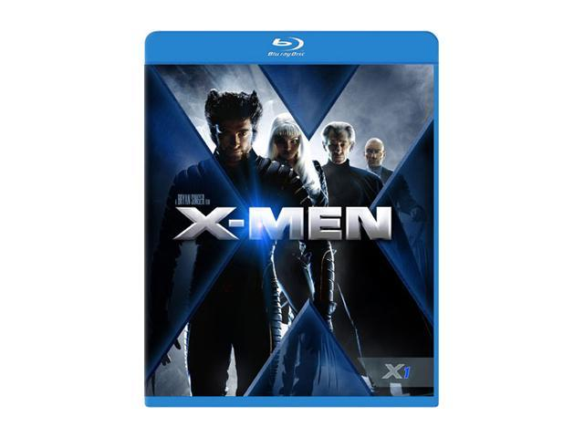 X-Men (Blu-ray / 2000) Halle Berry, Bruce Davison, Famke Janssen, Ian McKellen, Patrick Stewart