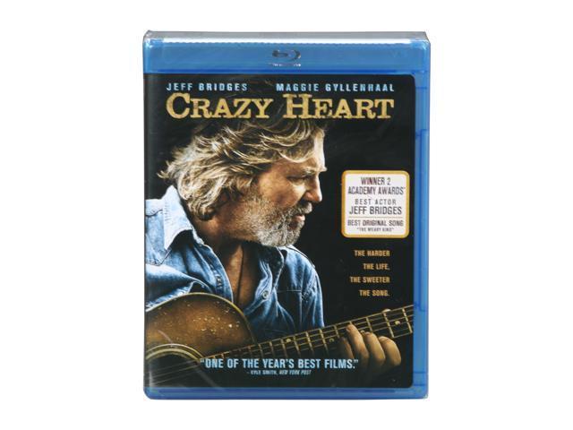 Crazy Heart  (Blu-ray / DC / 2 DISC / WS-2.35 / ENG-FR-SP SUB / SAC) Jeff Bridges, Maggie Gyllenhaal, Robert Duvall
