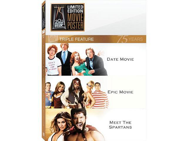 Date Movie / Epic Movie / Meet The Spartans