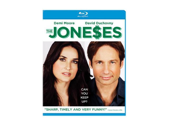 The Joneses (Blu-ray / AC-3 / DTS Surround Sound / SUB / WS) Demi Moore, David Duchovny