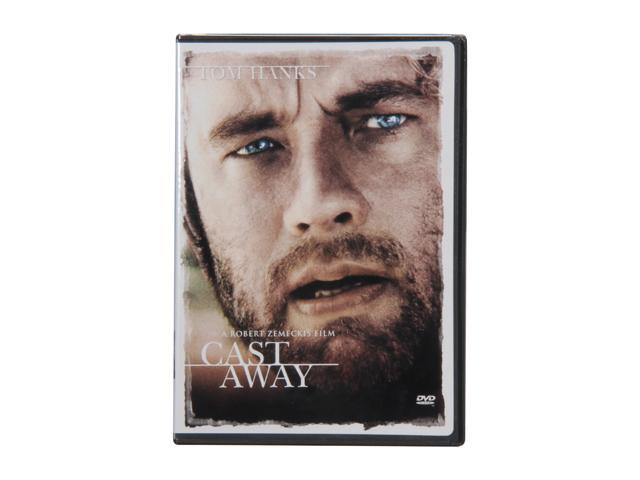 Cast Away (DVD) Tom Hanks, Helen Hunt, Christopher Noth, Nick Searcy, Lauren Birkell