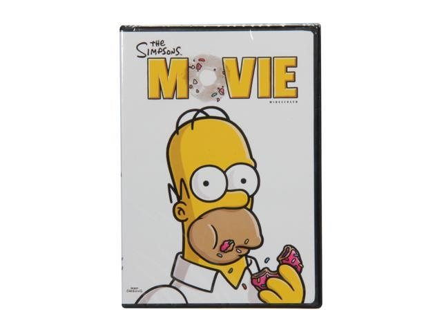 Simpsons Movie (DVD) Dan Castellaneta, Julie Kavner, Nancy Cartwright, Yeardley Smith, Harry Shearer