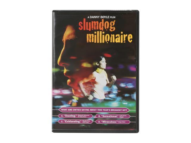 Slumdog Millionaire (DVD)