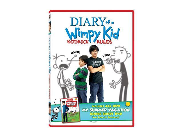 Diary of a Wimpy Kid: Rodrick Rules (Back-To-Back DVD/WS ...