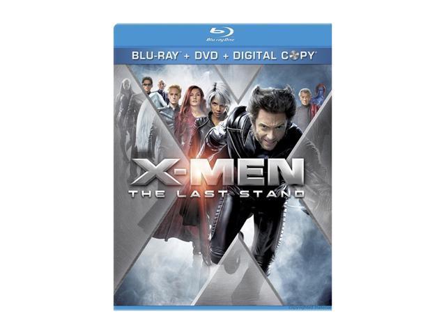 X-Men: The Last Stand ( DVD + Blu-ray/WS) Hugh Jackman, Halle Berry, James Marsden, Patrick Stewart, Daniel Cudmore, Shawn Ashmore, Vinnie Jones, Kelsey Grammer, Famke Janssen, Ian McKellen