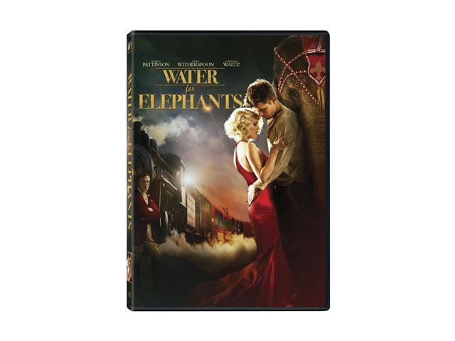 Water for Elephants (DVD/WS/NTSC) Robert Pattinson, Reese Witherspoon, Christoph Waltz, Hal Holbrook, Paul Schneider
