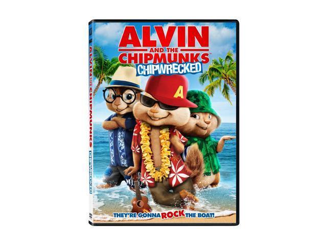 Alvin & the Chipmunks: Chipwrecked (DVD) Jason Lee, Matthew Gray Gubler (voice), Amy Poehler (voice), Jesse McCartney (voice), Andy Buckley