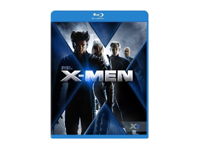 X-Men (Blu-ray) Patrick Stewart, Rebecca Romijn-Stamos, Hugh Jackman, Halle Berry, Anna Paquin