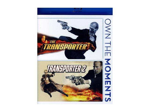 Transporter 1 & 2 Double Feature [Blu-ray]