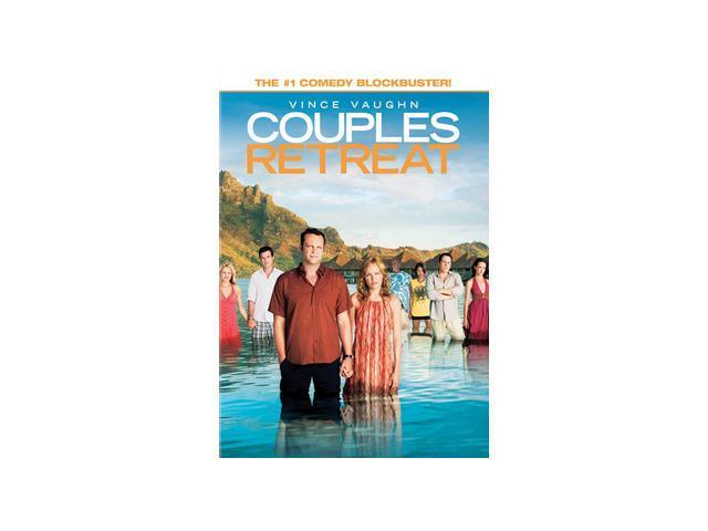 Couples Retreat(DVD / WS / ENG SDH / SPAN / FREN / DOL DIG 5.1) Vince Vaughn; Kristen Bell; Jason Bateman; Malin Akerman; Kristin Davis; Jon Favreau; Faizon Love; Kali Hawk; Jean Reno; Tasha Smith