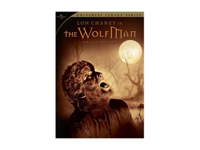The Wolf Man (Special Edition) (Universal Legacy Series) (1941 / DVD) Lon Chaney Jr., Claude Rains, Warren William, Ralph Bellamy, Patric Knowles