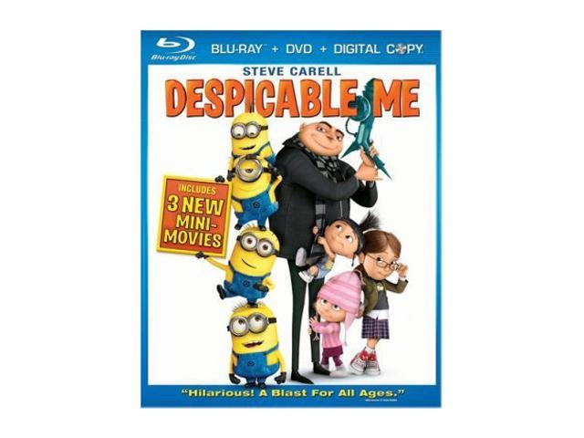 Despicable Me (Blu-ray & DVD Combo/WS)