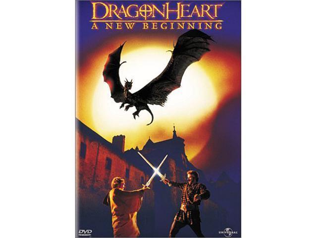 Dragonheart: A New Beginning Chris Masterson, Robby Benson (voice)