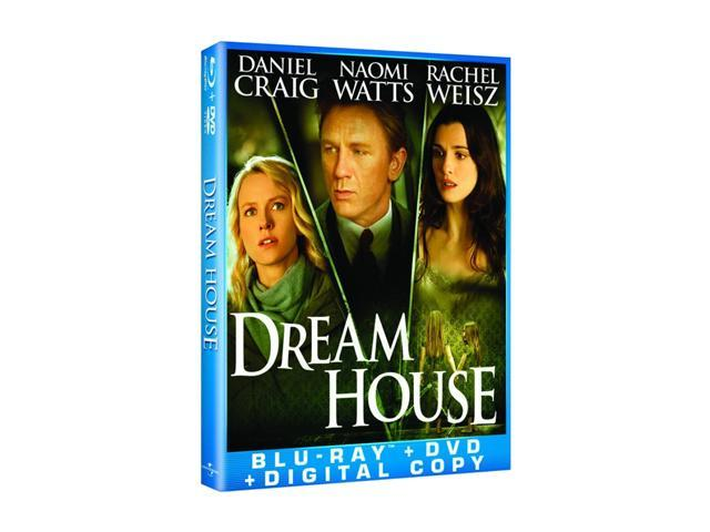 Dream House (DVD + Digital Copy + Blu-ray) Daniel Craig, Rachel Weisz, Naomi Watts, Marton Csokas, Rachel G. Fox