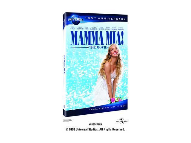 Mamma Mia! The Movie (Digital Copy + DVD)