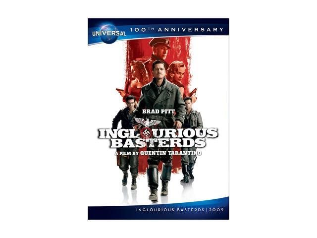 Inglourious Basterds (Digital Copy + DVD) Brad Pitt, Melanie Laurent, Eli Roth, Christoph Waltz, Michael Fassbender