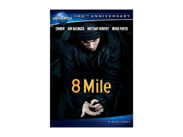 8 Mile (Digital Copy + DVD) Eminem, Kim Basinger, Brittany Murphy, Mekhi Phifer, Omar Benson Miller