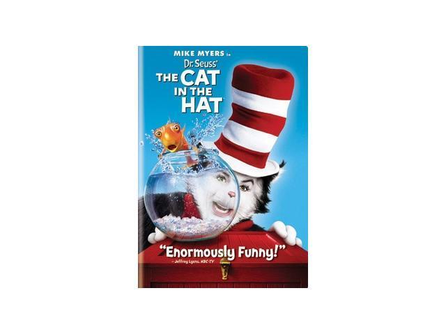 Dr. Seuss' The Cat In The Hat Mike Myers, Alec Baldwin, Dakota Fanning, Spencer Breslin, Kelly Preston, Sean Hayes, Danielle Ryan Chuchran, Talia Prairie, Amy Hill, Paris Hilton
